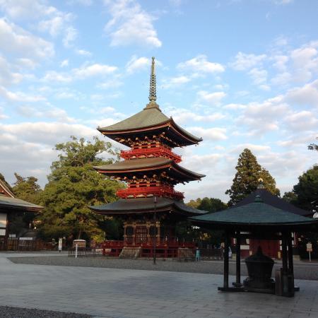 Ne of the many shrines - Picture of Naritasan Shinshoji Temple, Narita - Trip...