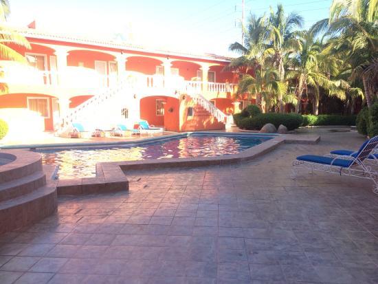 Hotel Oasis De La Paz