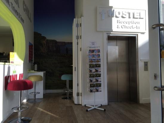 Kinlay Hostel Galway : Lobby