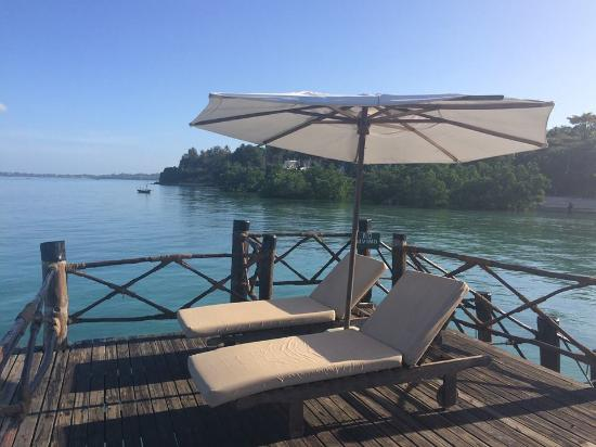 Protea Hotel by Marriott Zanzibar Mbweni Ruins: Jetty