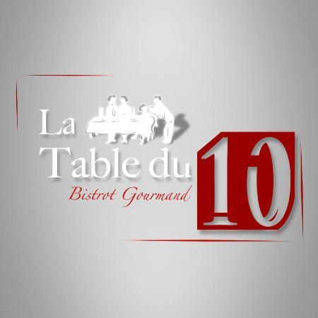 Restaurant la table du 10 dans saint etienne for La table du 9