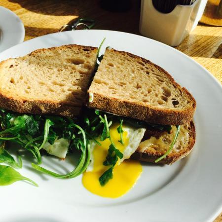 Fried Egg Sandwich $11.50