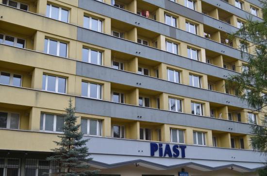 "Hotel Studentcki Piast: Студенческий отель ""Пяст"""