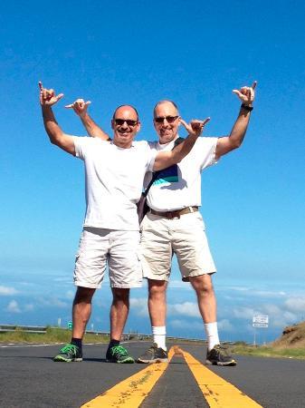 Paia, Hawái: A view from Haleakala