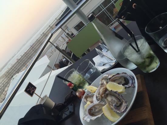 Goed restaurant, mooi design, fantastisch uitzicht