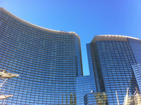 ARIA Resort & Casino: hotel Aria