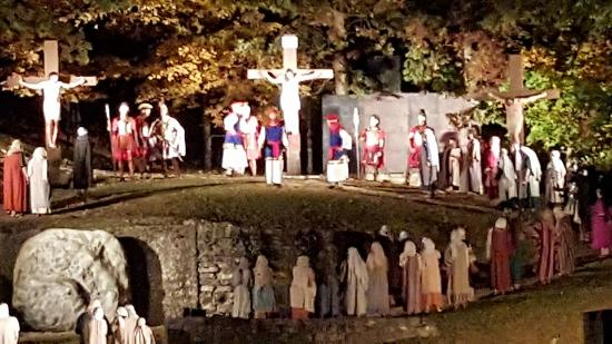 The Crucifiction Picture Of Great Passion Play Eureka Springs Tripadvisor