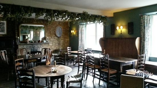 Hinton St George, UK: Lord Poulett Arms