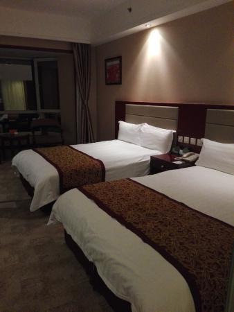Gaosu Shenzhou Hotel : Номер