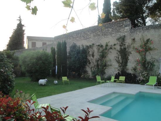 terraco jardins brunch: – Picture of Les Jardins De La Livree, Villeneuve-les-Avignon