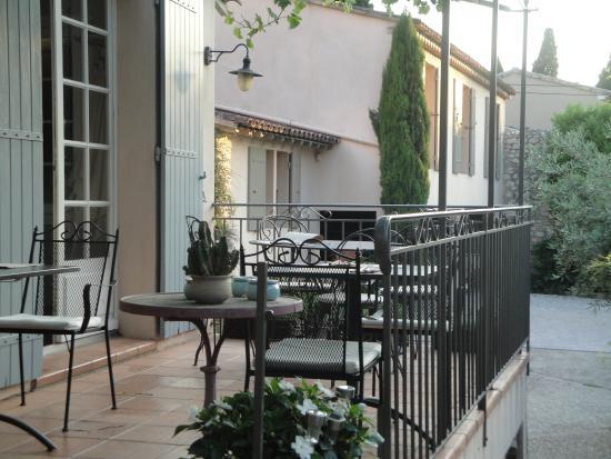 terraco jardins brunch:Terraço do restaurante – Picture of Les Jardins De La Livree