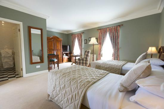 Sheedy's Country House Hotel: Room 9