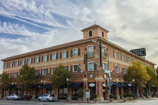 Photo of The Carlton Hotel Atascadero