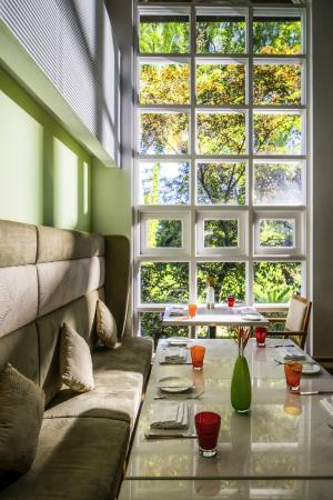 The Garden Indoor Seating