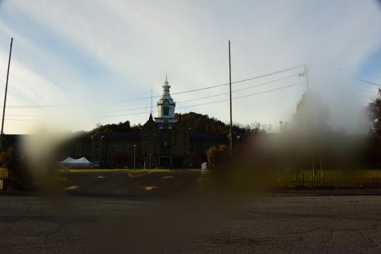 Trans-Allegheny Lunatic Asylum: Erie mist at the Hospital