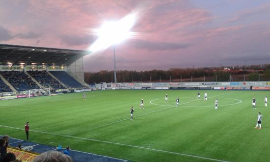 Falkirk Stadium
