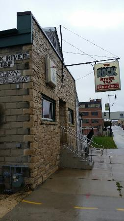 ‪The Rock River Tap Bar & Grill‬