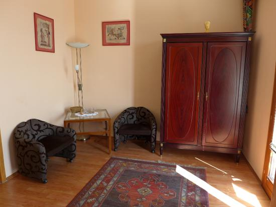 B & B Bellevue Budapest: Room 3