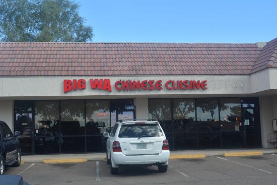Big Wa Chinese Restaurant Tempe Az