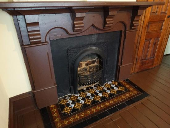 Thomas Wolfe Memorial: Inside the boarding house