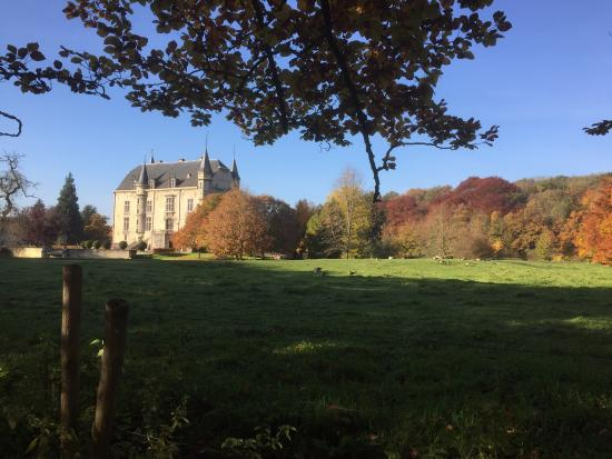 A Beautiful Day In The Fall Foto Van Het Koetshuis Valkenburg