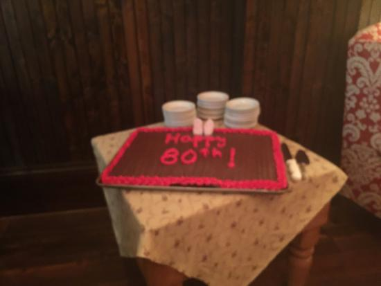 Highlands Inn: Special events in the Sequoyah Room