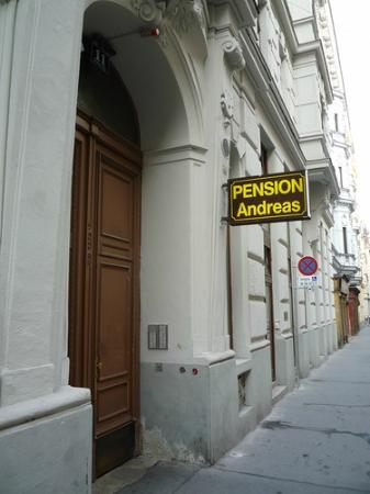 Pension Andreas: отель