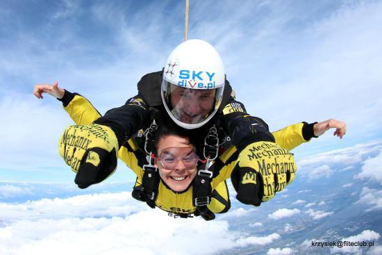 Skydive.pl - Skydiving
