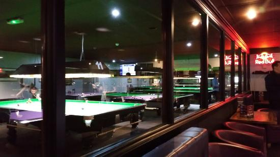 The Ball Room Sports Bar & Pool Hall