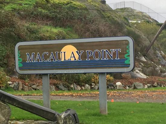 Esquimalt, Kanada: Macaulay Point Park