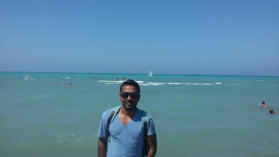 Beautiful white beach and amazing blue water vada - Hotel bagni lido vada ...