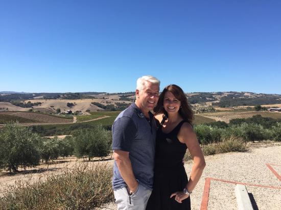 Kiler Ridge Olive Farm: What a view!
