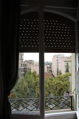 Diagonal Home : Окно на Диагональ