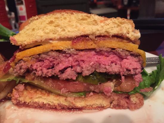 Triple Smoke Burger Recipe — Dishmaps