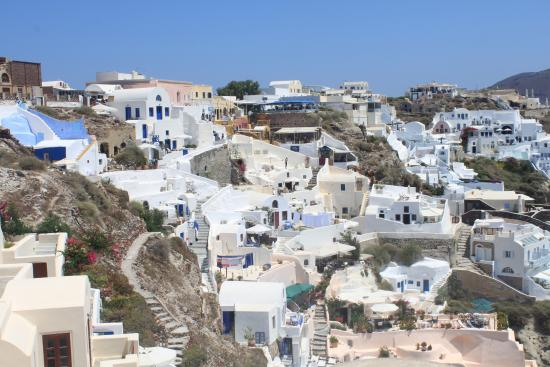 Nearby Hotels Picture Of Iconic Santorini A Boutique Cave Hotel