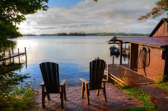 Cook, MN: A spot to enjoy your morning coffee