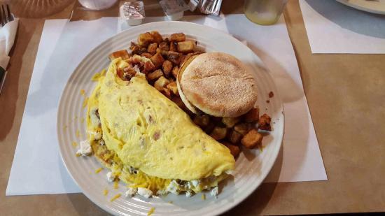 Phoenix Street Cafe: Yet another fabulous breakfast. Love the off-season, no wait!