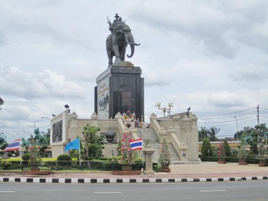 King Rama I Monument