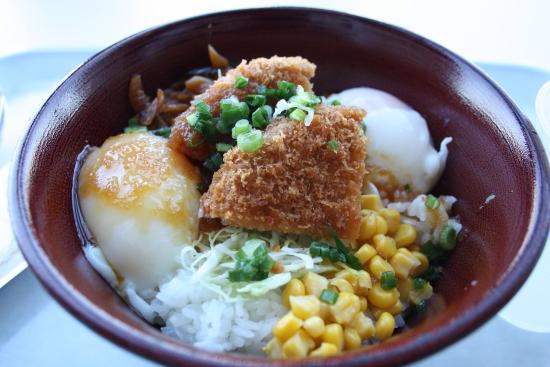 Train Restaurant Nihonshokudo