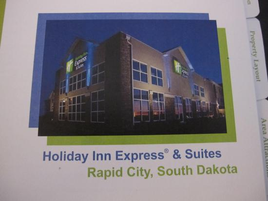 Holiday Inn Express Hotel & Suites Rapid City: the name of the hotel