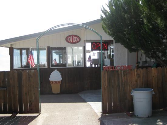 Lakeport, Californien: inside or patio dining