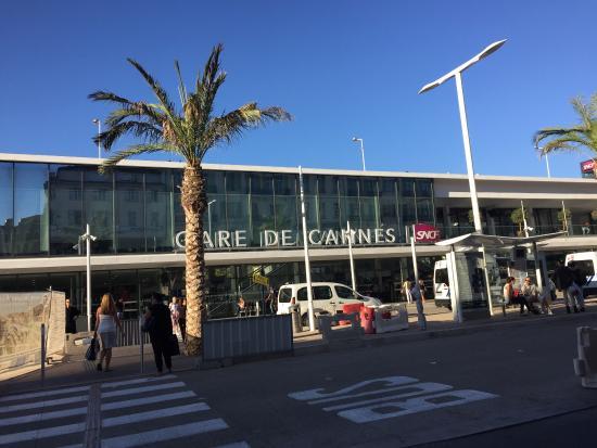Office du Tourisme de Cannes - Bureau de la Gare