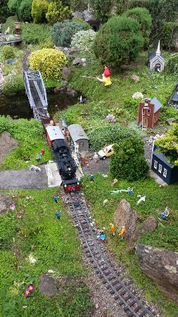 All Aboard Braemar Model Railway