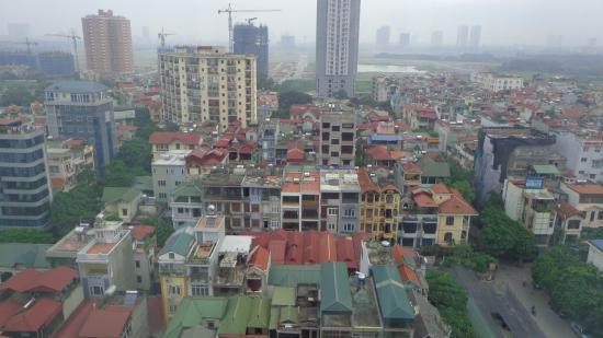 Somerset Hoa Binh: View from room