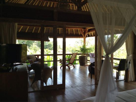 Sawah Indah Villa: Une idée des villas, de la piscine,du SPA
