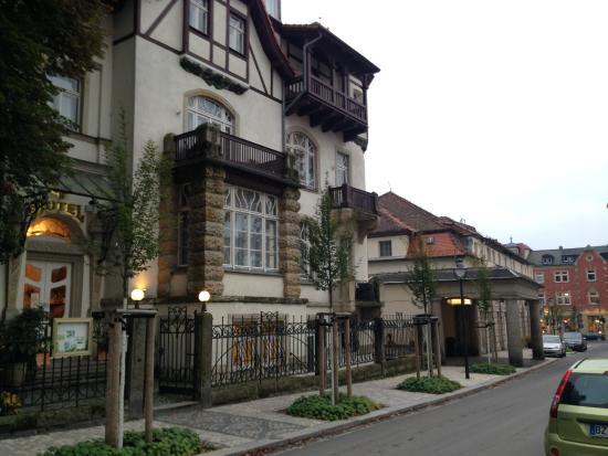 Hotel Villa Emma: Hotel Sax Imperial