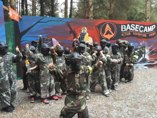 Basecamp Action Adventure Park