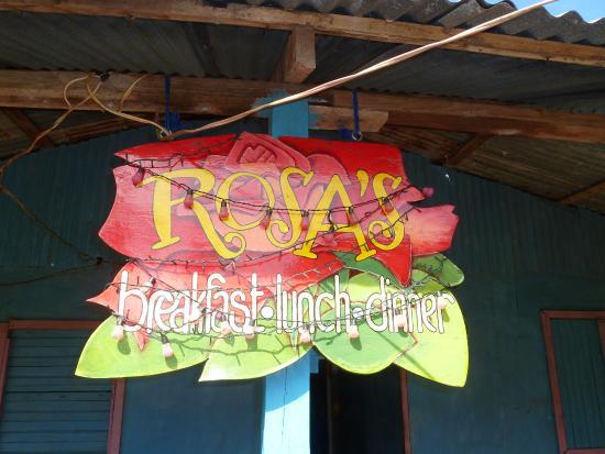 Rosas Restaurant: Rosa's