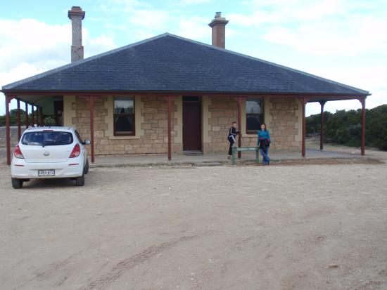Cape du Couedic Lighthouse Keepers Heritage Accommodation: The Lodge where we slept