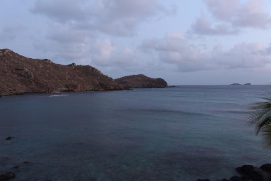 Auberge de la Petite Anse: Vista